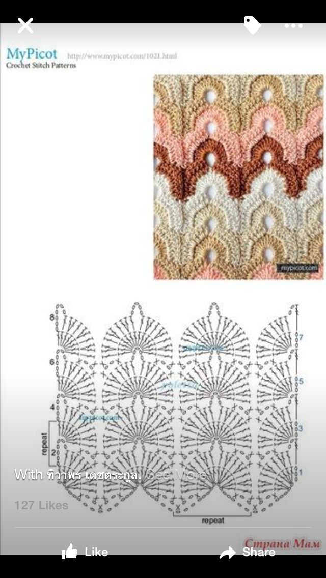 Free Download Crochet Patterns With Diagrams : 1000+ images about Crochet patterns/diagrams on Pinterest ...
