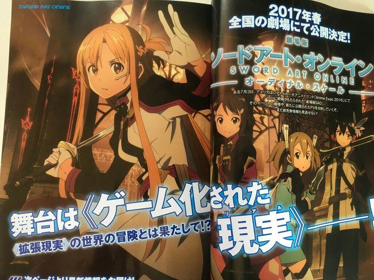 42++ Sword art online alicization crunchyroll release date info