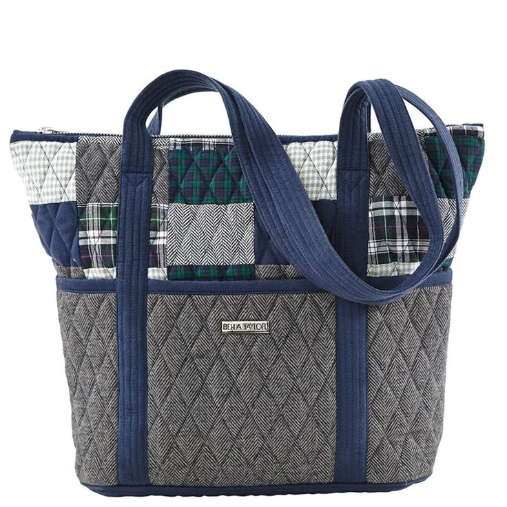 133 best Quilted Handbags by Bella Taylor images on Pinterest ... : navy quilted handbag - Adamdwight.com