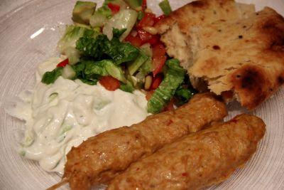 Enkel, god og sunn middag (Anitas skriverier)