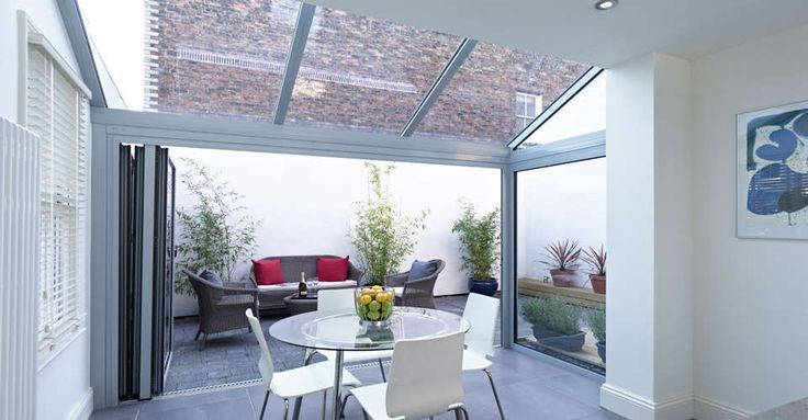 Lean to roofing | Roofing Systems from Express Bi-folding Doors