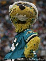 Jacksonville Jaguars Mascot - Jaxson De Ville