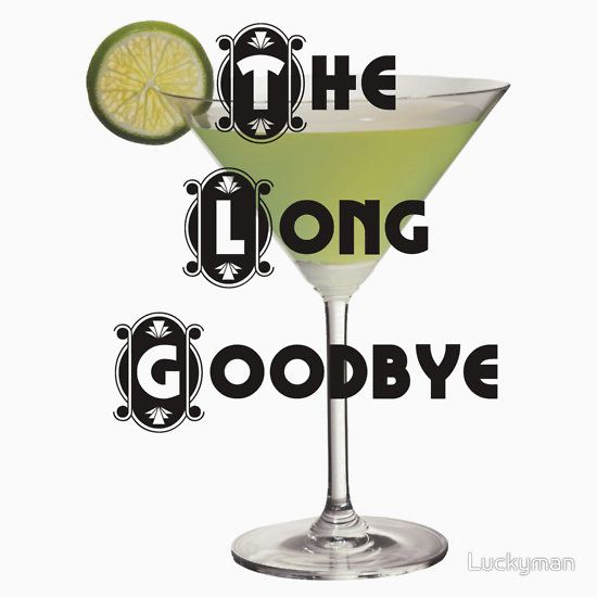 philip marlow in the long goodbye essay This reflection in the mind of world-famous sleuth philip marlowe, in raymond chandler's masterpiece the long goodbye,  your essay, peter, is brilliant, thoughtful and warm bravo, not.