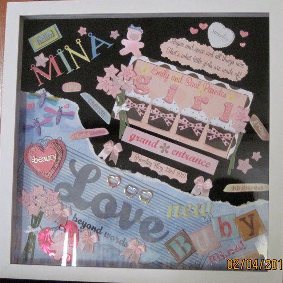 Custom made Large Birth Celebrations  Joy Box