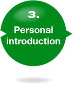 Customer Nourishment Experience: Personal Introduction