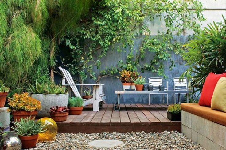 Low Budget Διαμόρφωση Κήπου