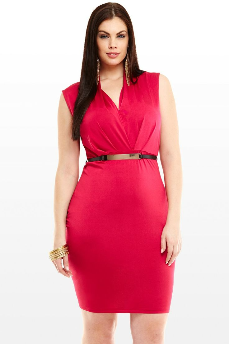 596431e8665a3 Plus length dresses Maurices