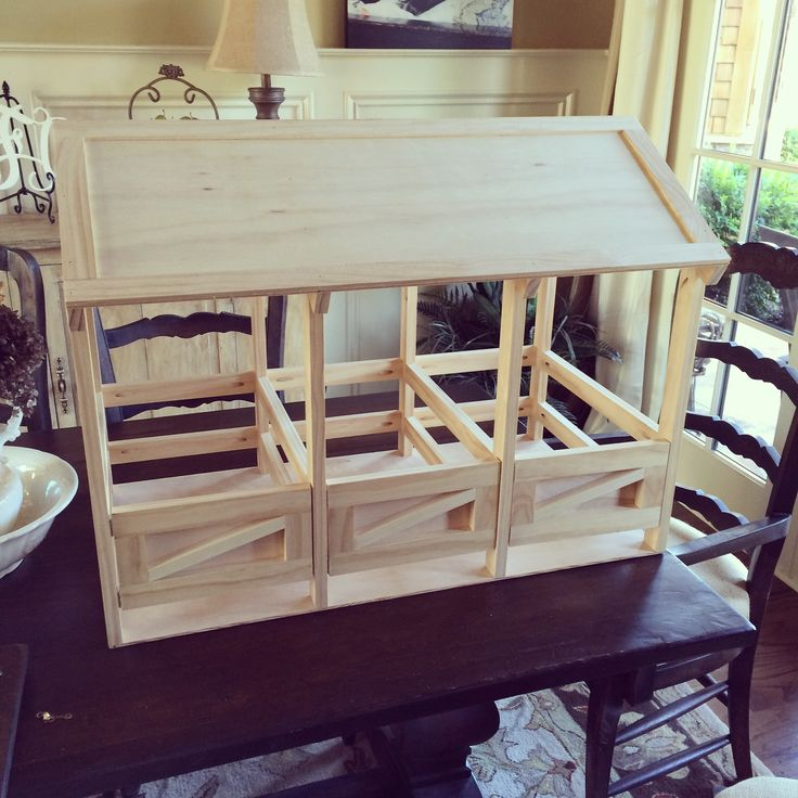 24 best toy barn project images on pinterest horse stalls stable do it yourself home projects from ana white solutioingenieria Gallery
