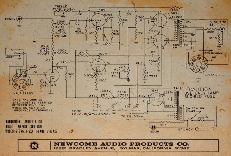 Np100v12 Diy 12au7 Ecc82 Tube Irf510 Mosfet Headphone Amplifier