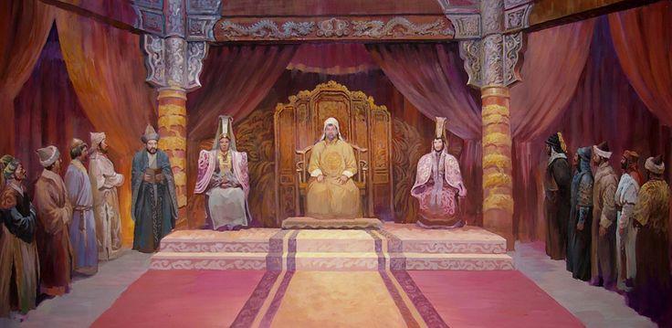 Hallan el palacio de Kublai Khan bajo la ciudad prohibida 742d3c313dfe8fd49a317e126dc8fc62