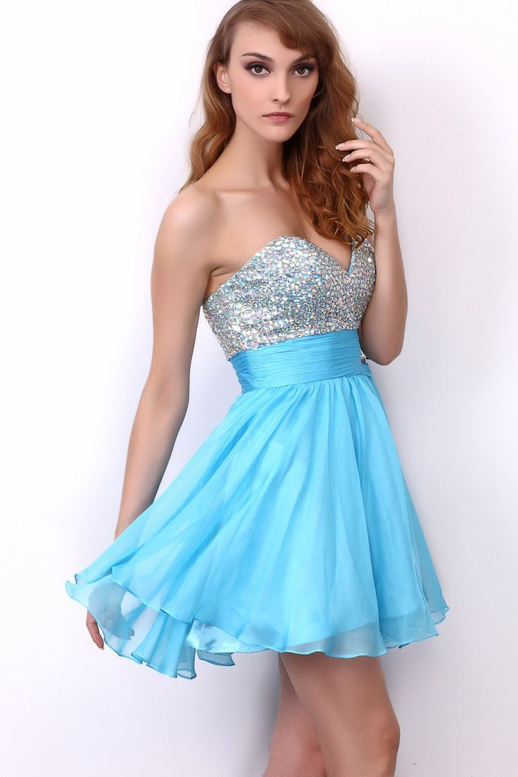 43 best Homecoming Dresses images on Pinterest | Party wear dresses ...