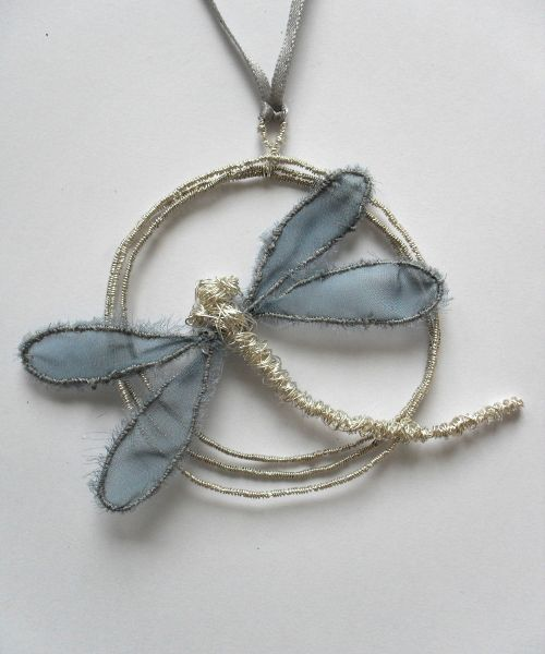 Turquoise Tepid Teadrop: Drahtschmuck-Anleitung: Libelle // diy Wire Jewelry Tutorial: Dragonfly
