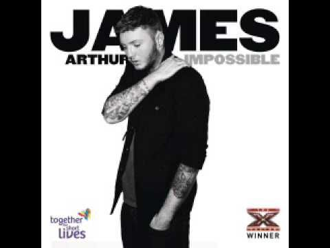 The X Factor winner James Arthur's debut single Impossible. LISTEN TO THE ACOUSTIC VERSION OF IMPOSSIBLE: http://youtu.be/3zNrkOPWrRU Buy James' single Impos...