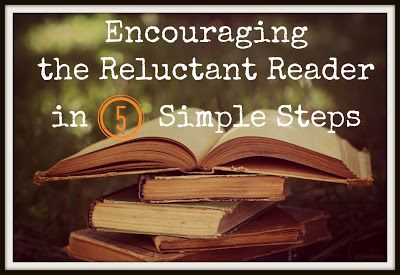 How to encourage your child to read #TriplePFeature