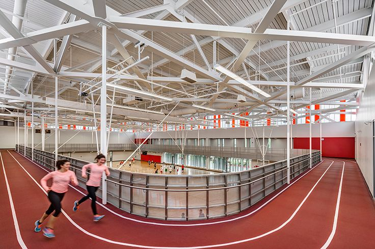 76 Best Campus Rec Facilities Images On Pinterest College Campus Morphosis Architects And