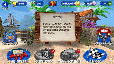 Beach Buggy Racing v1.2.12 Mod Apk (Premium / Unlimited Money) | latest android games mod apk 2016-2017