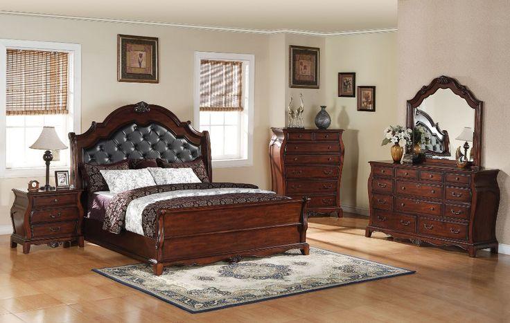 Queen Size Bedroom Sets With Storage