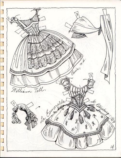 ballet book 2 ventura a paper doll continued paper dolls dolls and ballet. Black Bedroom Furniture Sets. Home Design Ideas