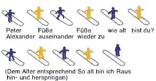 Gummitwist / Spielplatzgeräte - Spielgeräte Kindergarten