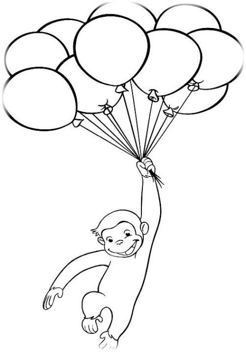 curious george coloring pages photosynthesis - photo#24