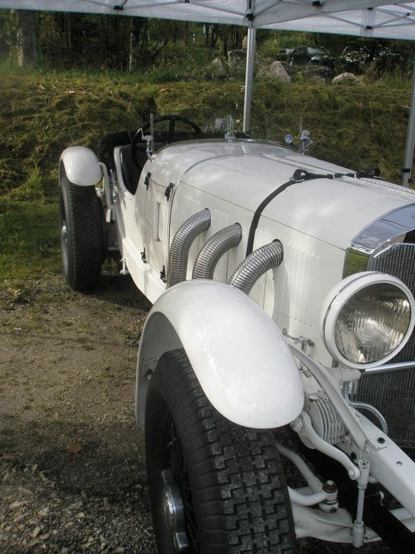 SSK von Mercedes
