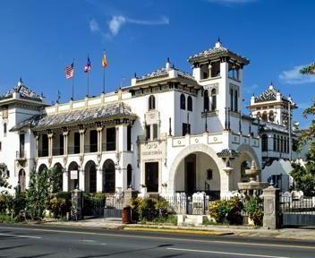 Casa España, en el Viejo San Juan, Puerto Rico.