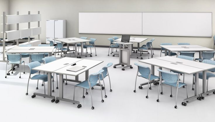 Modern Classroom Design Layout ~ Abco classroom training tables with laminate finish