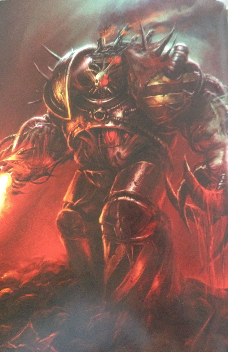 Merihem / Kyborg / Iron Warriors