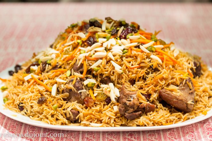 The Dance of the Kabuli Pulao