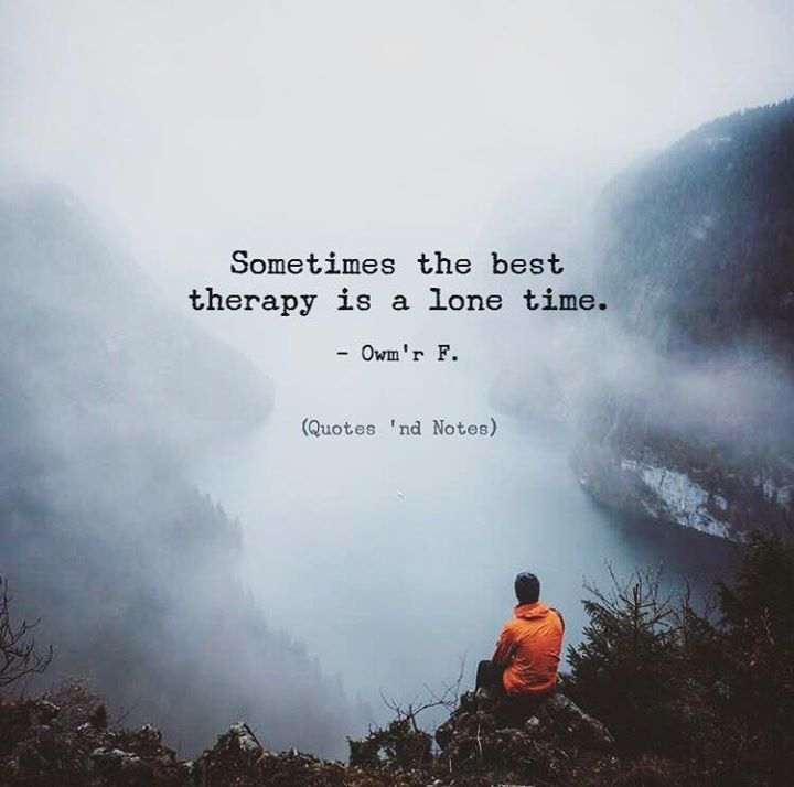 Sometimes the best therapy is a lone time.  Owm'r F. via (http://ift.tt/2yVOyM4)