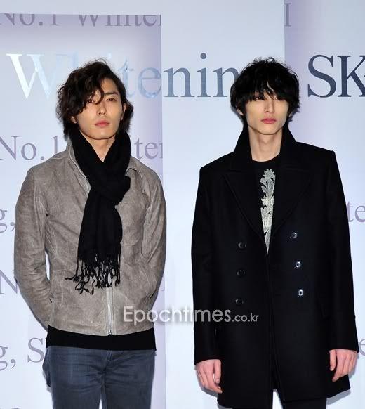 Корейские модели: мужчины / фото 2016