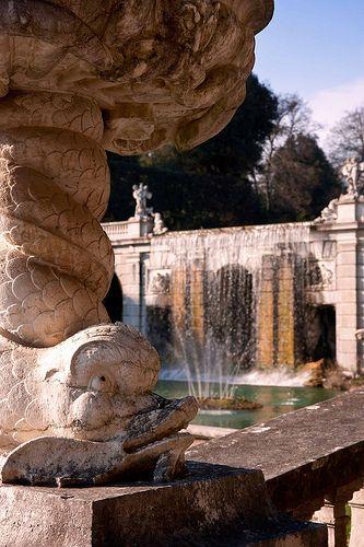 #caserta #garden