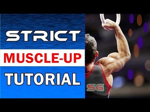THE Strict Ring Muscle-up Tutorial - BEST Approach - YouTube