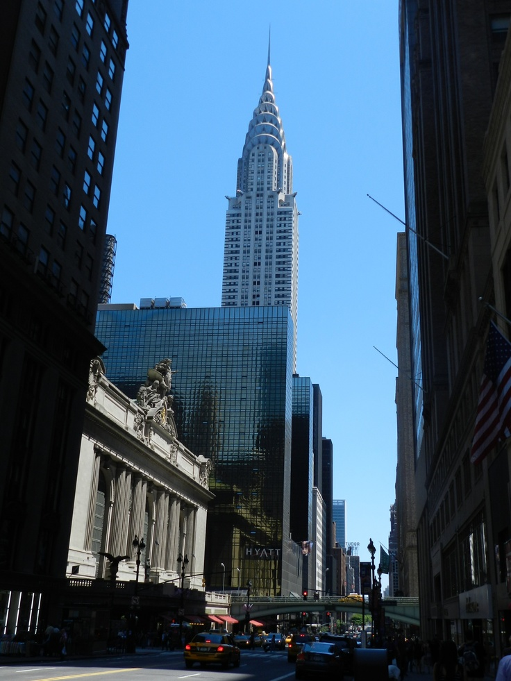 Chrysler Building. NY/USA. Mayo 2012.  by Andrea Bórquez N.