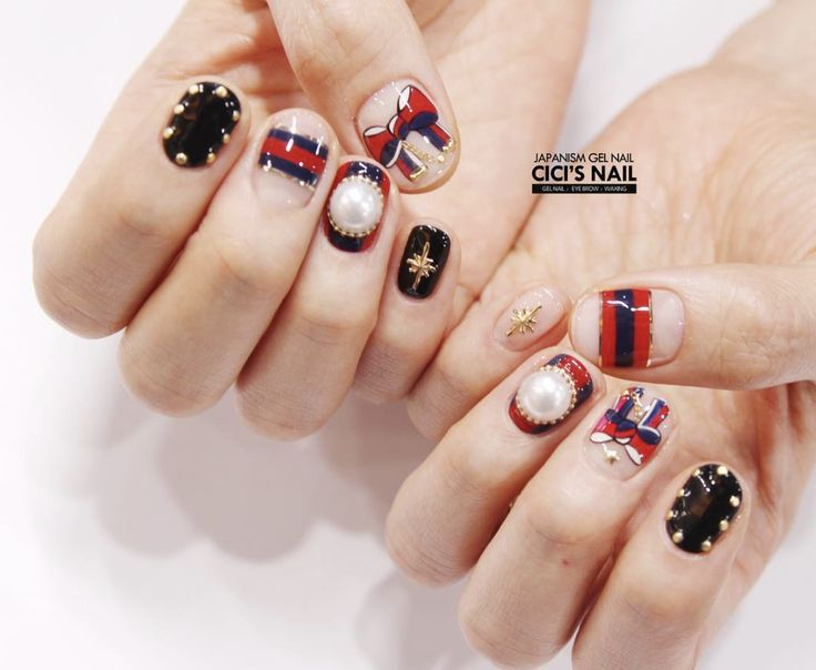 30 Best Cici 39 S Nail Images On Pinterest Korean Nail Art