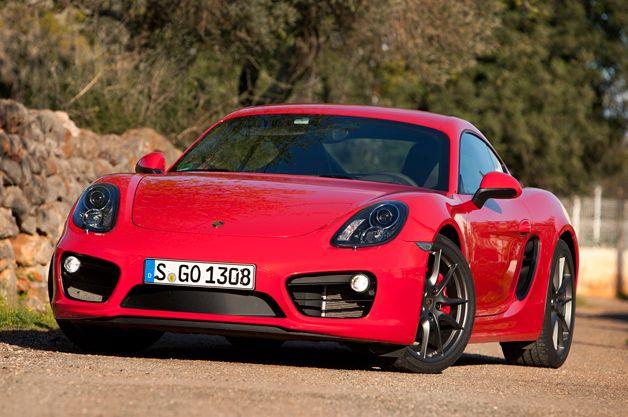 2014 Porsche Cayman S - Is it better than a 2014 Porsche 911 Carrera?
