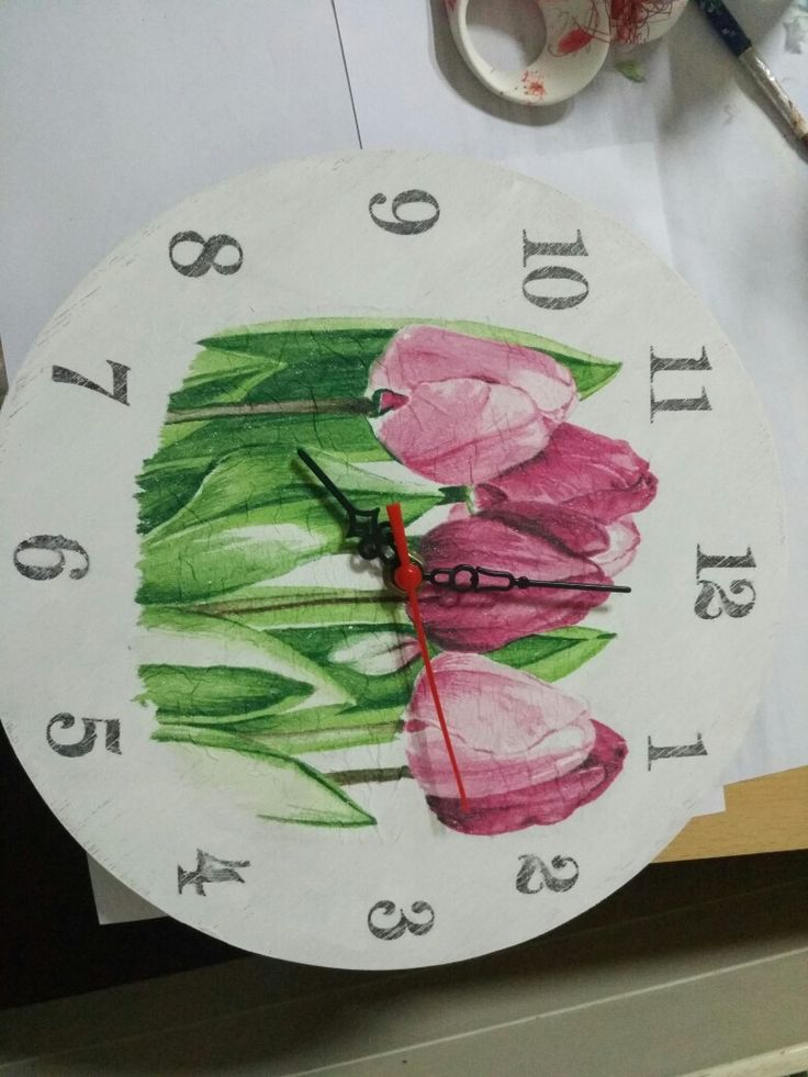 clock diy
