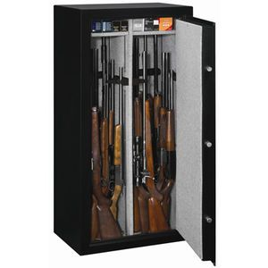 Stack-On 22-Gun Safe with Combination Lock - Mills Fleet Farm