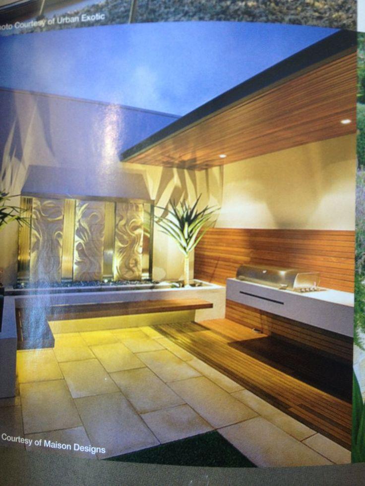 34 best alfresco design images on pinterest alfresco for Outdoor alfresco designs
