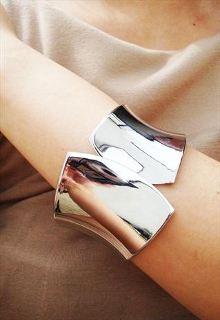 asymetric cuff bangle