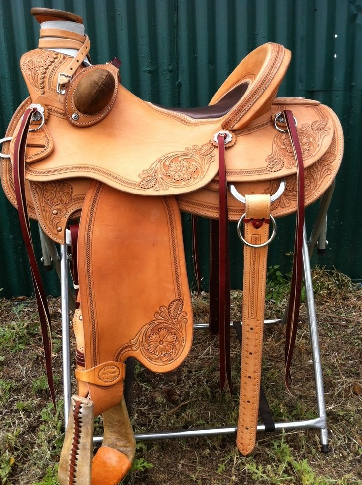 Wade Saddle at J. Stead Saddle Company 903-217-8974 Greenville Texas - Wade Saddles At J. Stead Saddle Co.