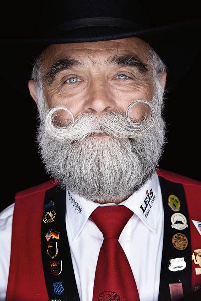Beautiful Beards (16) by Matthew Rainwaters