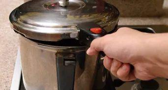 usar una olla de presión