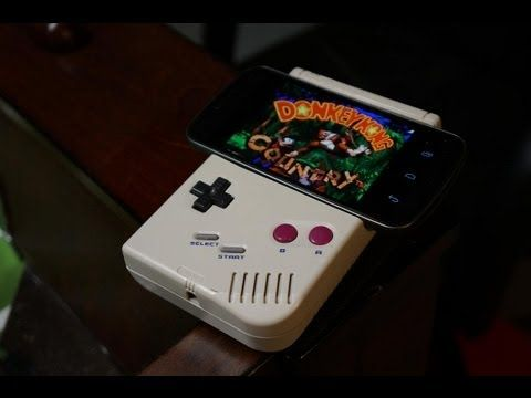 Turn a Game Boy into an Android Controller with These DIY Instructions. So cool!