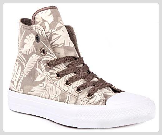 Converse Chuck Taylor All Star II Damenschuhe Sneaker Multi/Buff (Beige/Grün) 37 - Sneakers für frauen (*Partner-Link)