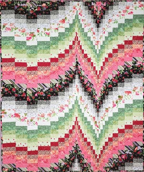 86 best Bargello Quilts images on Pinterest | Appliques, Around ... : bargello quilt kits - Adamdwight.com