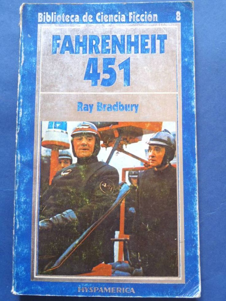 the change of guy montag in the dystopian novel fahrenheit 451 by ray bradbury R ay bradbury's famous dystopian novel fahrenheit 451 is full of figurative language guy montag lives in a dystopian future in which reading and even possessing books is illegal ray bradbury discusses his novel.