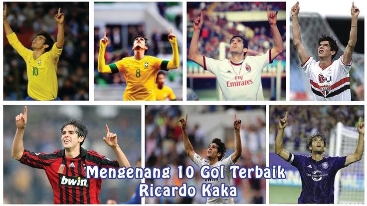 Mengenang Gol Terbaik Ricardo Kaka
