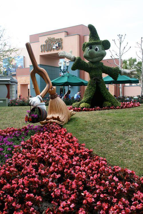 Epcot® International Flower & Garden Festival at DisneyWorld