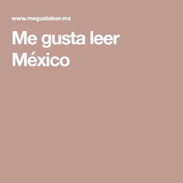 Me gusta leer México